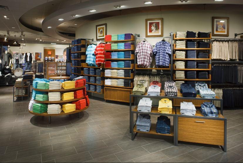 retail store organization