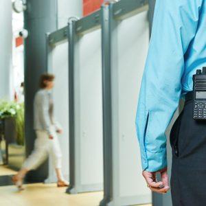 washington DC security guard