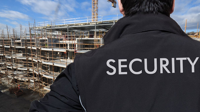 Importance of Construction Site Security