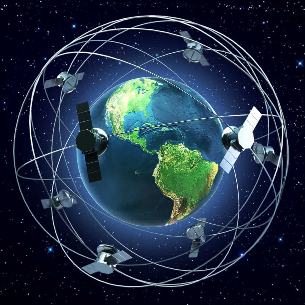 GPS security satellite