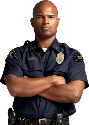 armed security officer