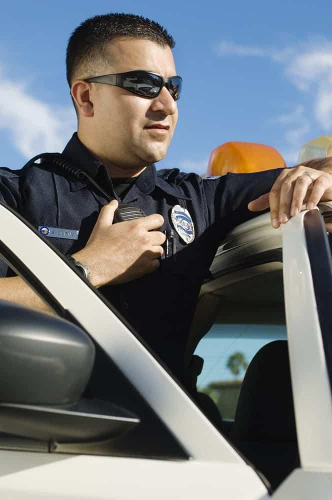 mobile patrol security officer